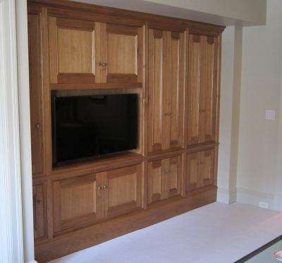 Nichols woodworking recent work for Butternut kitchen cabinets